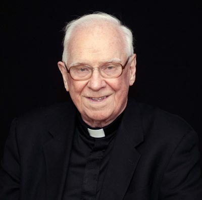 Rev. Desmond O'Connor, SPS